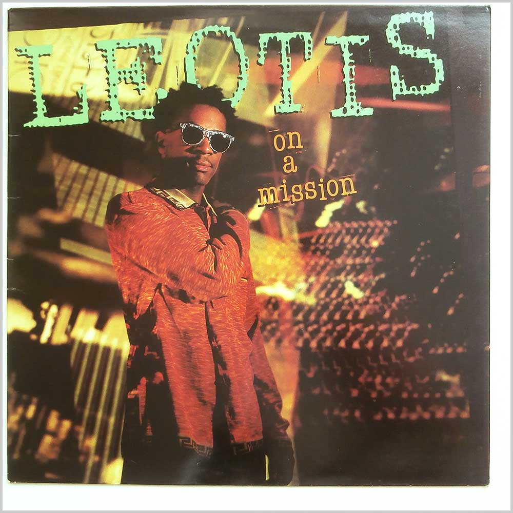 Leotis - On A Mission (838 188-1)