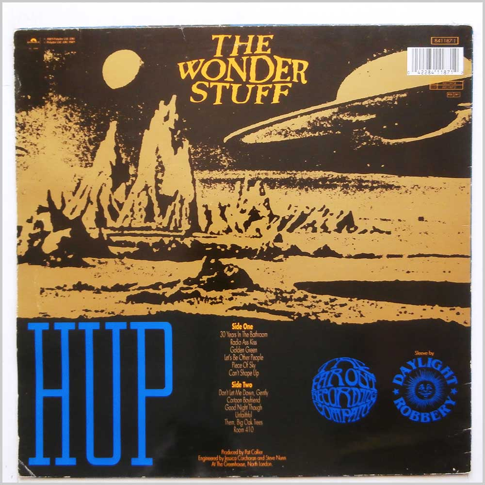 The Wonder Stuff - Hup (841 187-1)