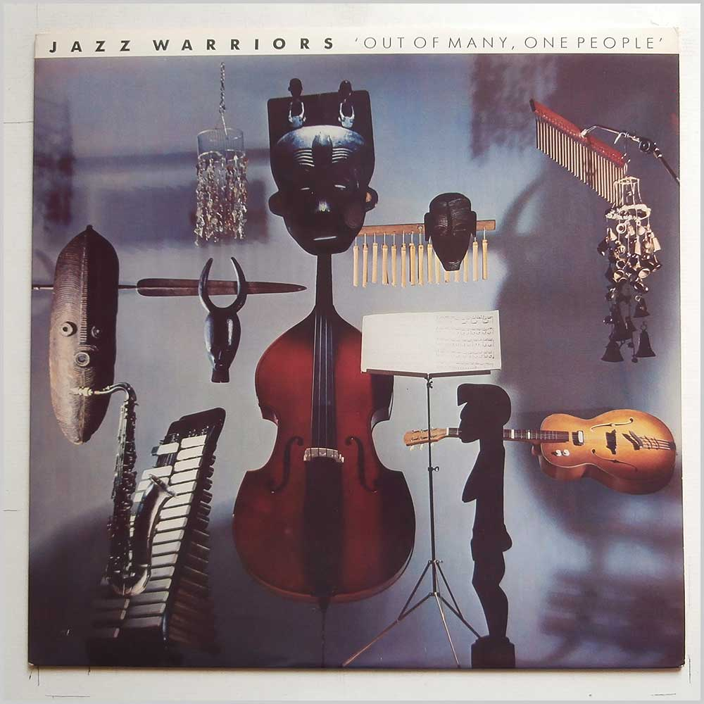 Jazz Warriors - Out Of Many, One People (90681-1)