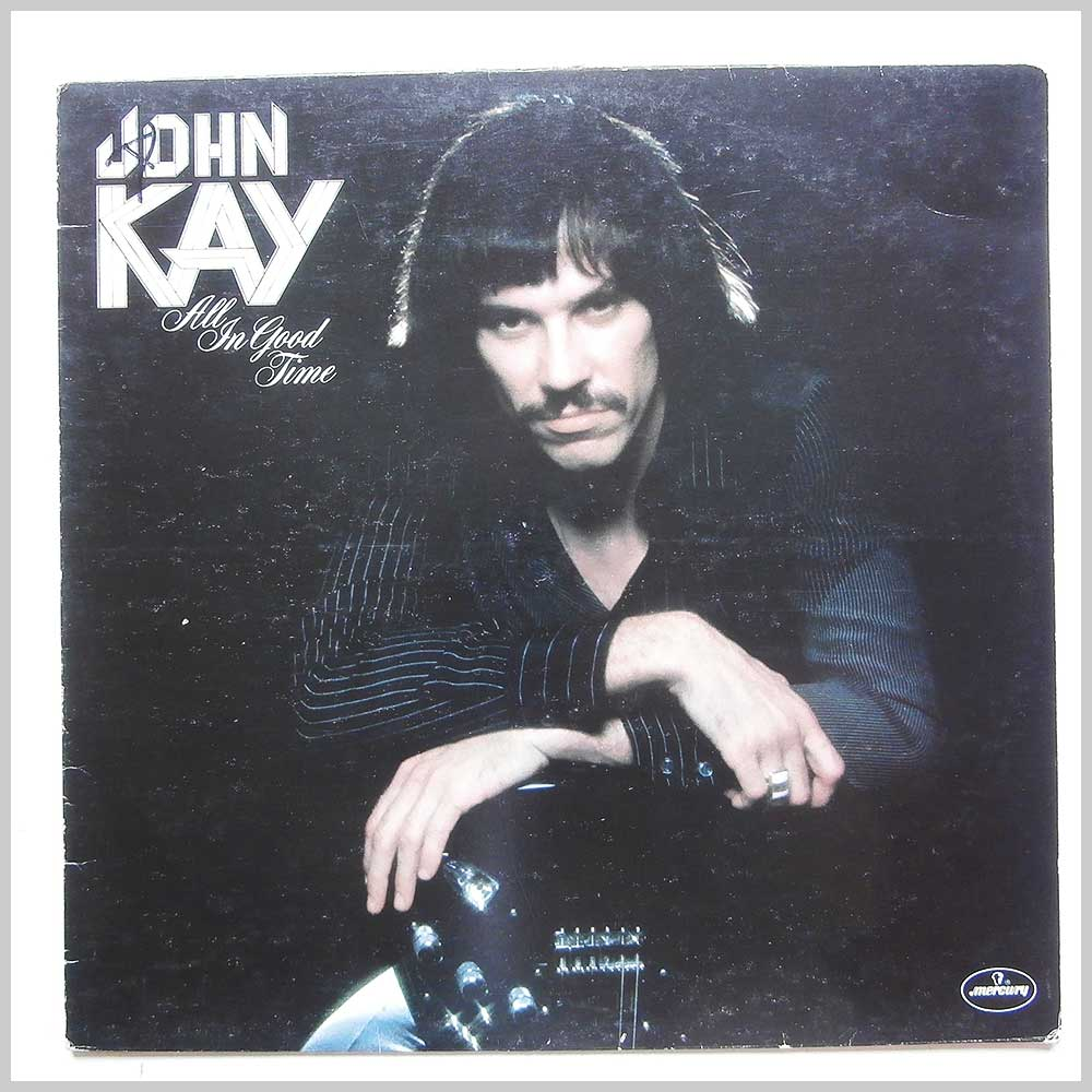 John Kay - All In Good Time (9100 054)