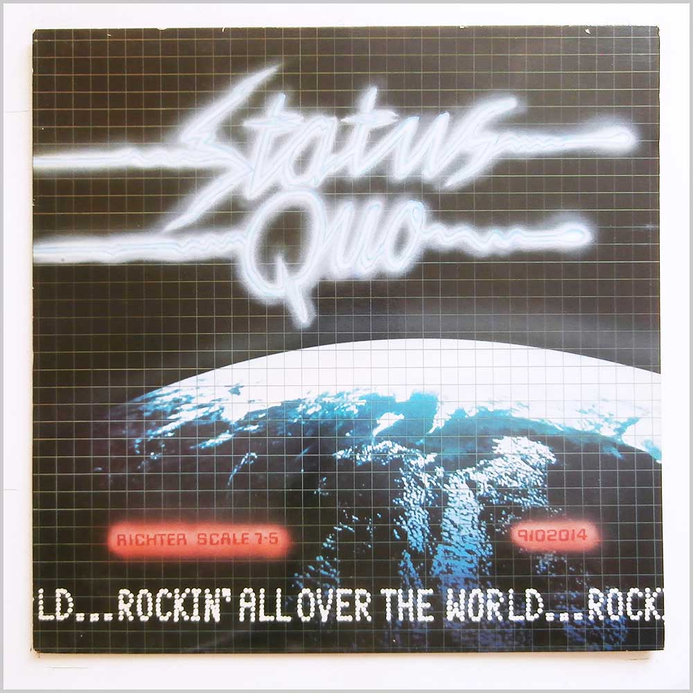 Status Quo - Rockin' All Over The World (9102 014)