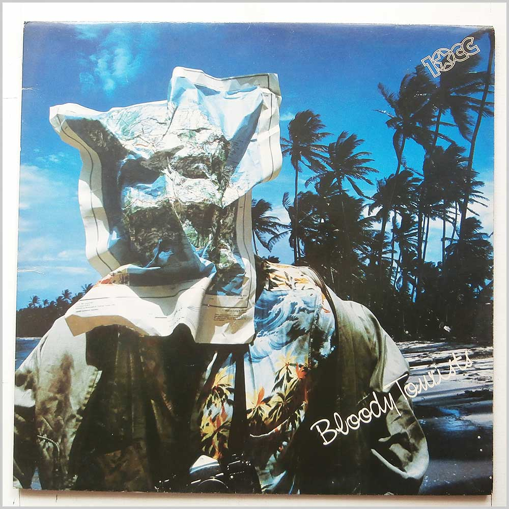 10cc - Bloody Tourists (9102 503)
