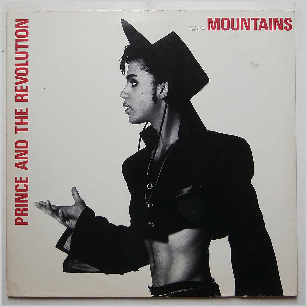 Prince And The Revolution - Montains, Alexa De Paris (9 20465-6 A)