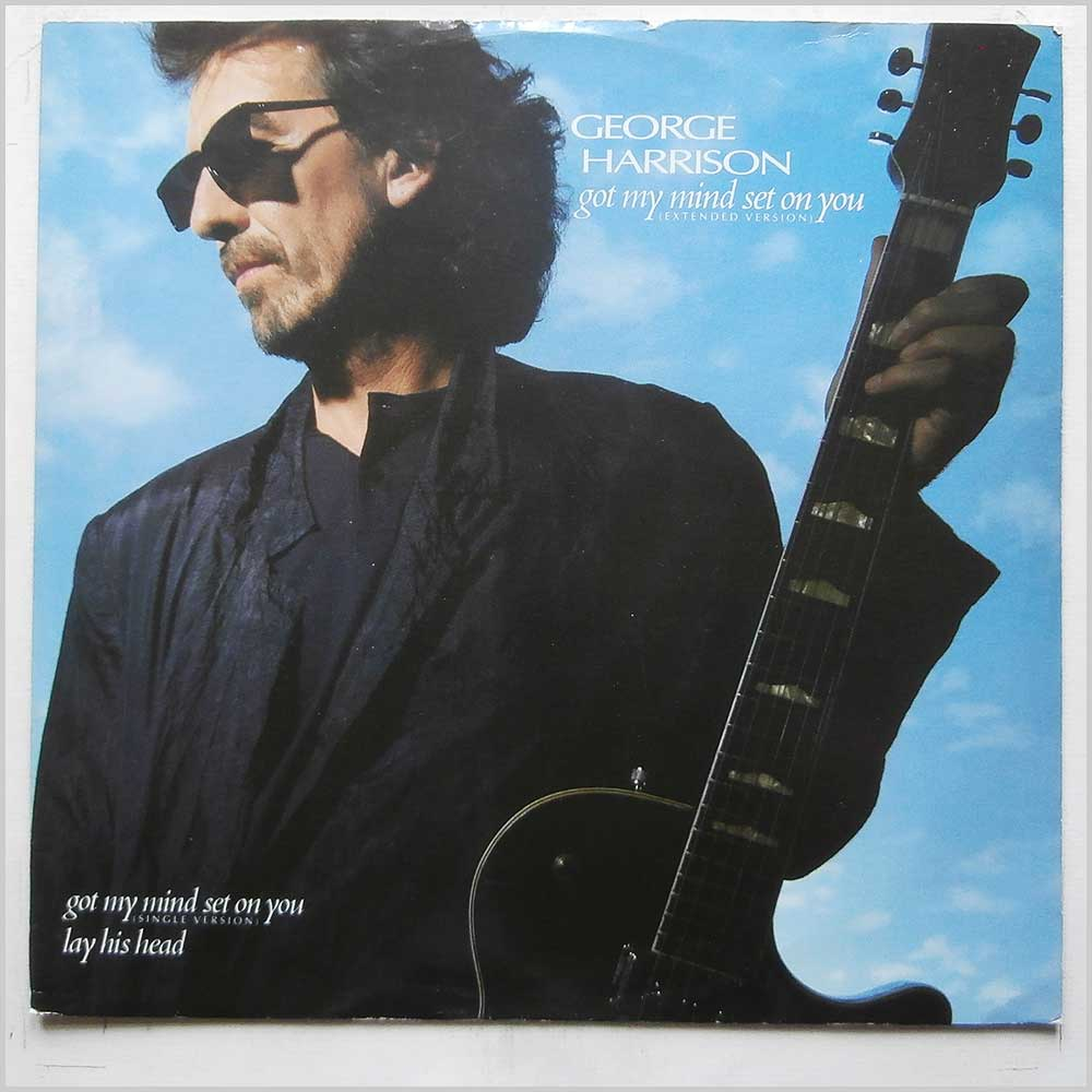 George Harrison - Got My Mind Set On You (920 802-0)