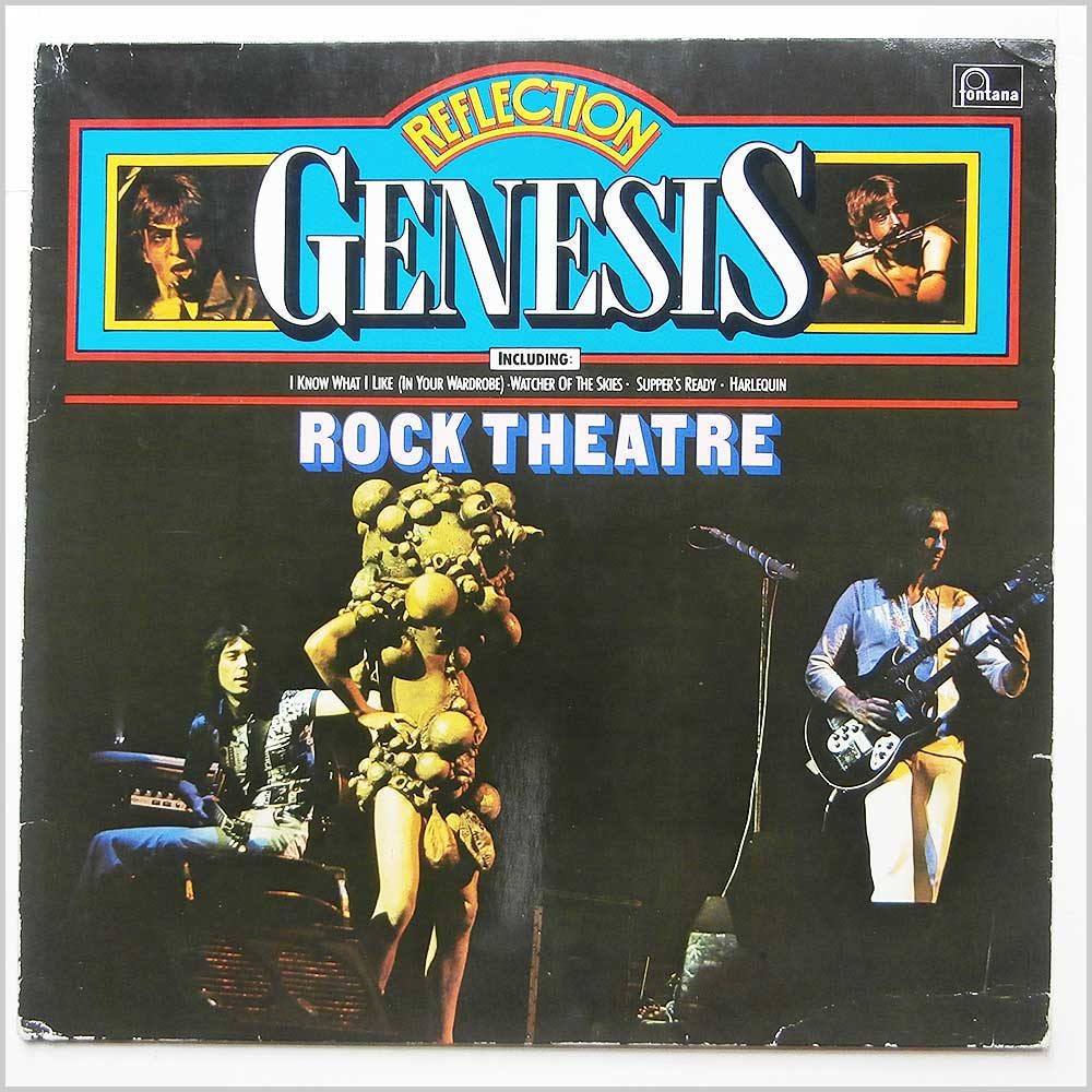 Genesis - Reflection (9229 515)