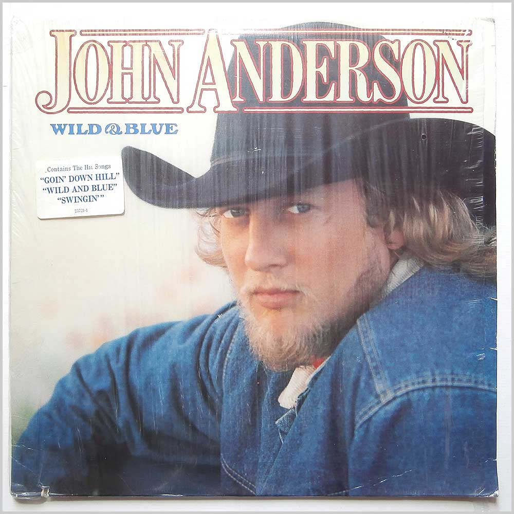 John Anderson - Wild And Blue (9 23721-1)
