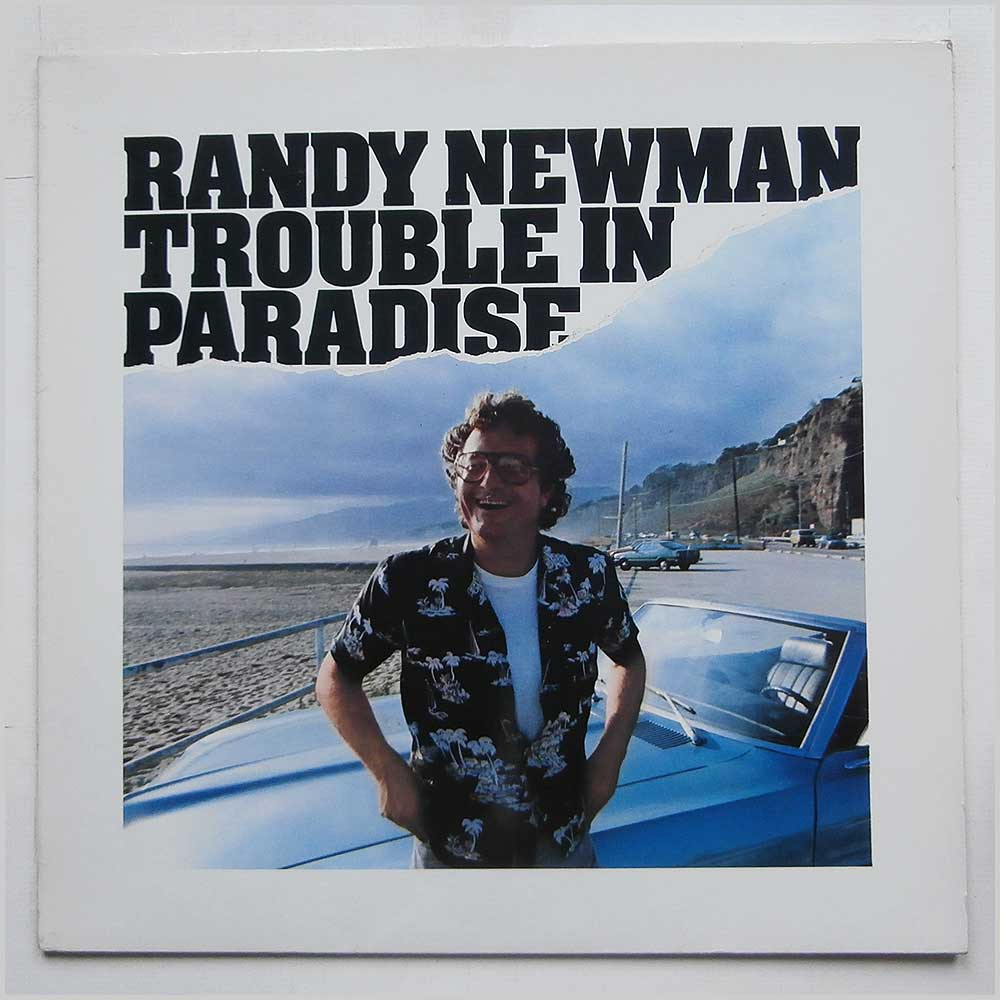 Randy Newman - Trouble In Paradise (92 3755-1)