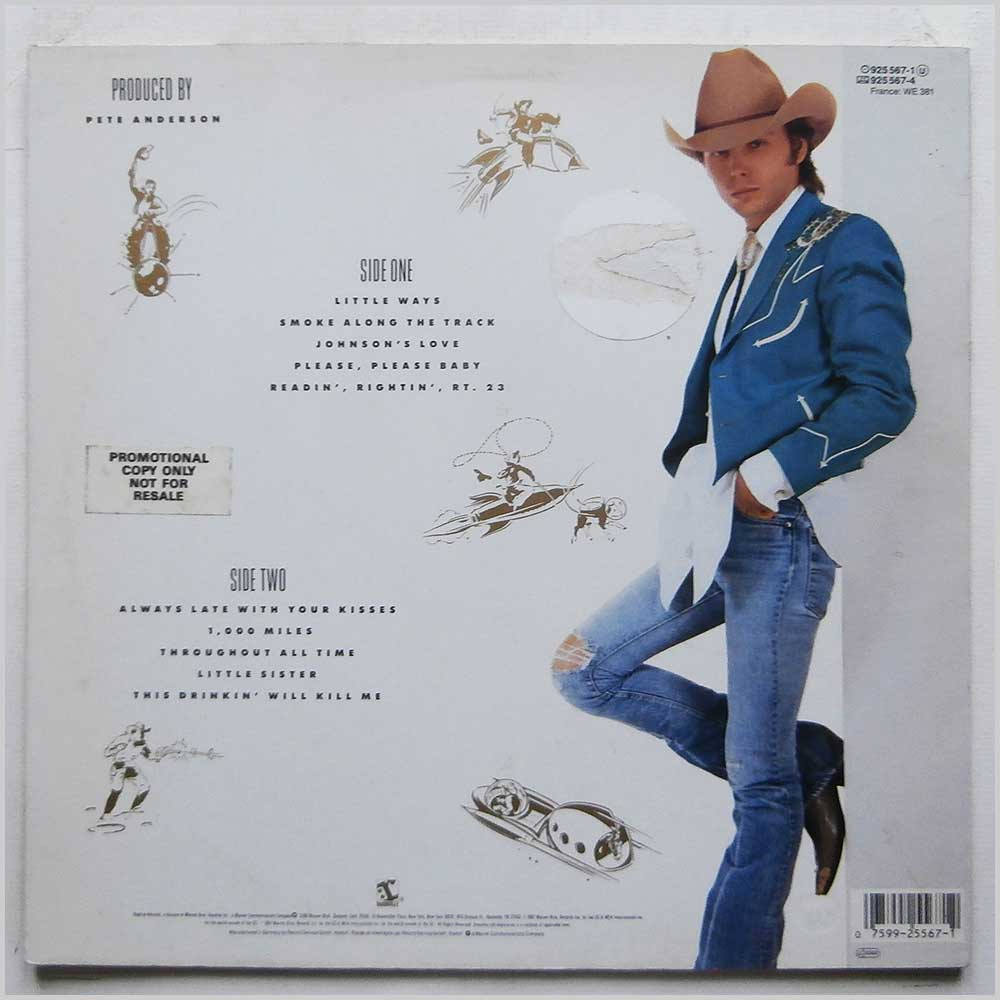 Dwight Yokam - Hillbilly Deluxe (925 567-1)