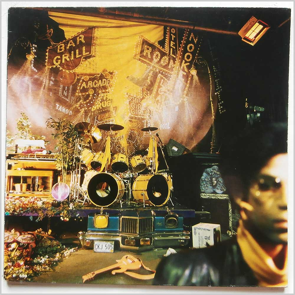 Prince - Sign Of The Times (9 25577-1)