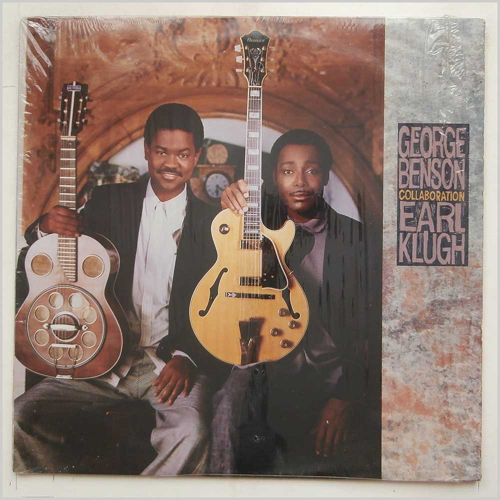 George Benson, Earl Klugh - Collaboration (9 25580-1)