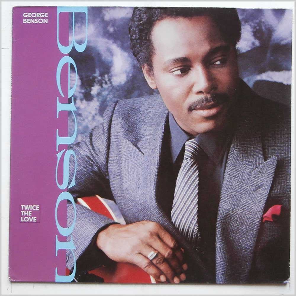 George Benson - Twice The Love (925 705-1)