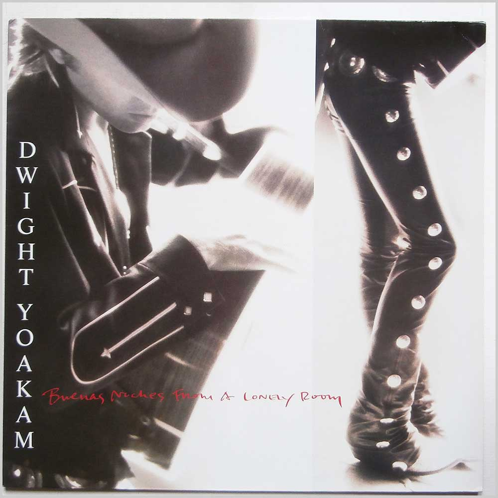 Dwight Yokam - Buenas Noches From A Lonely Room (925 749-1)