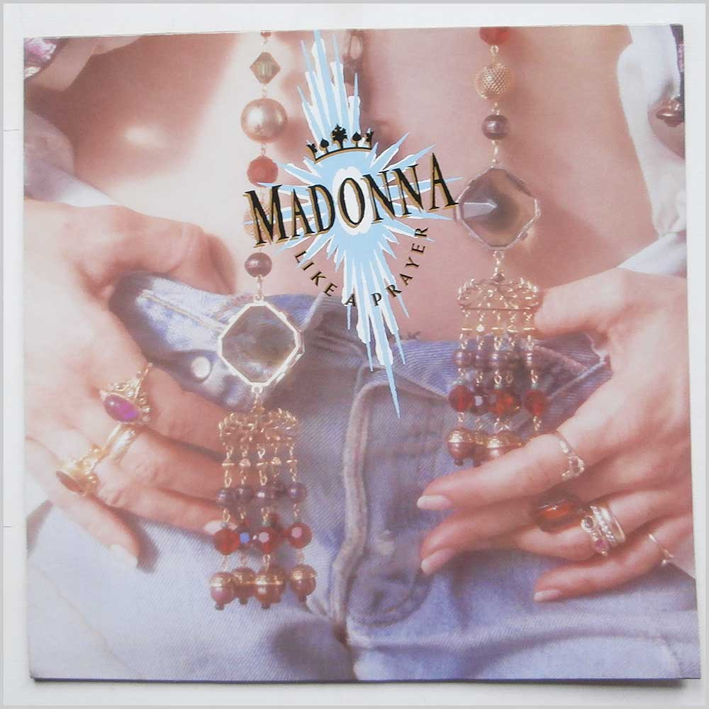 Madonna - Like A Prayer (925 844-1)