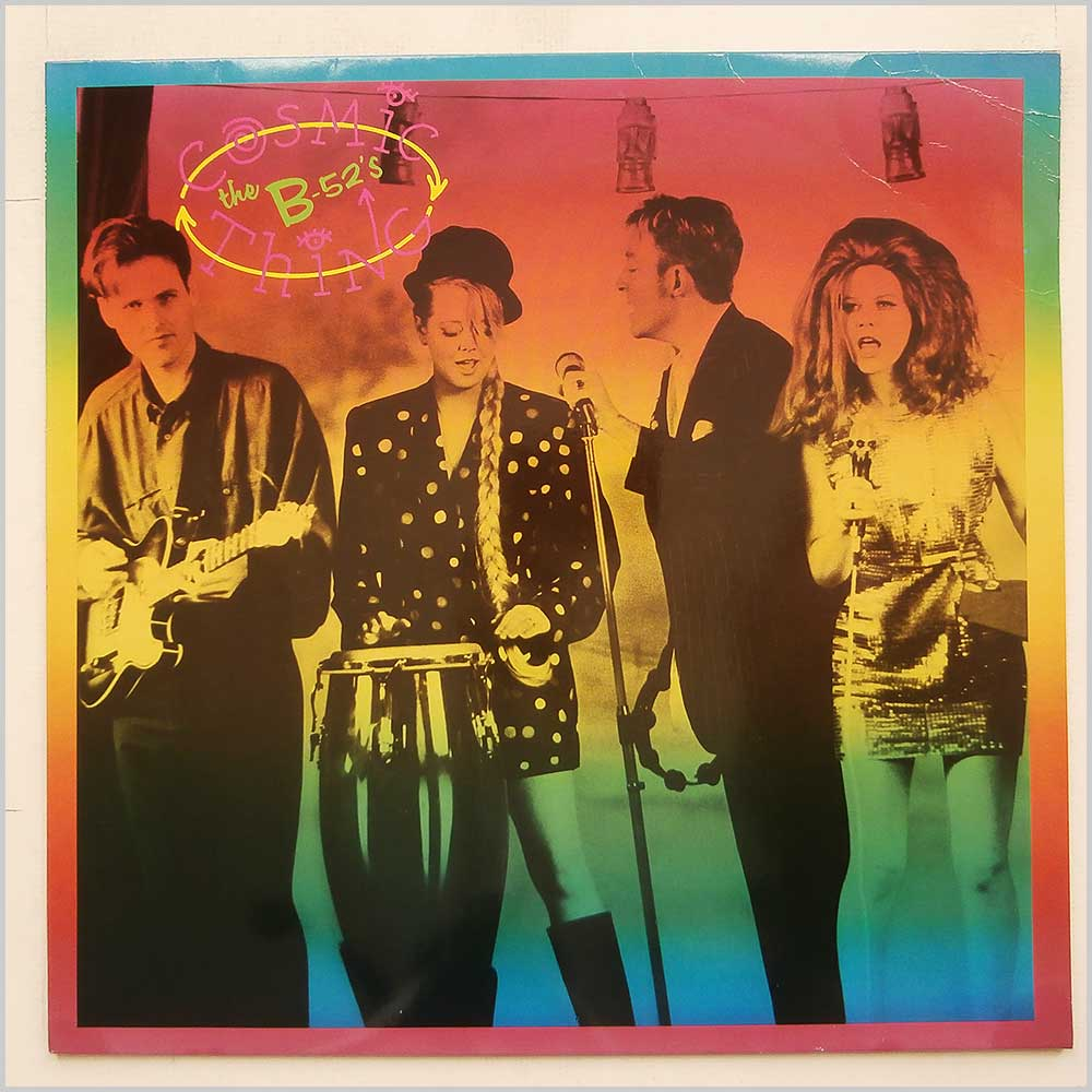 The B-52's - Cosmic Thing (925 854-1)