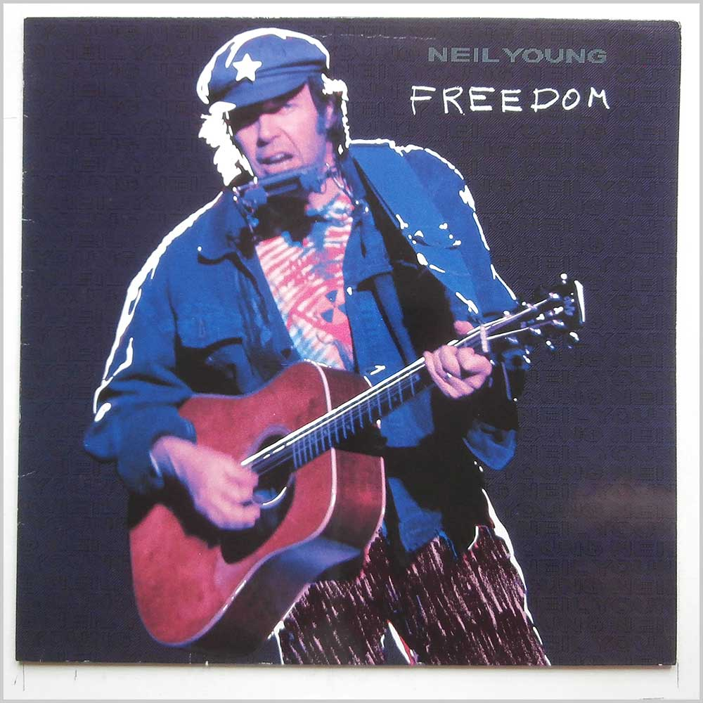 Neil Young - Freedom (925 899-1)