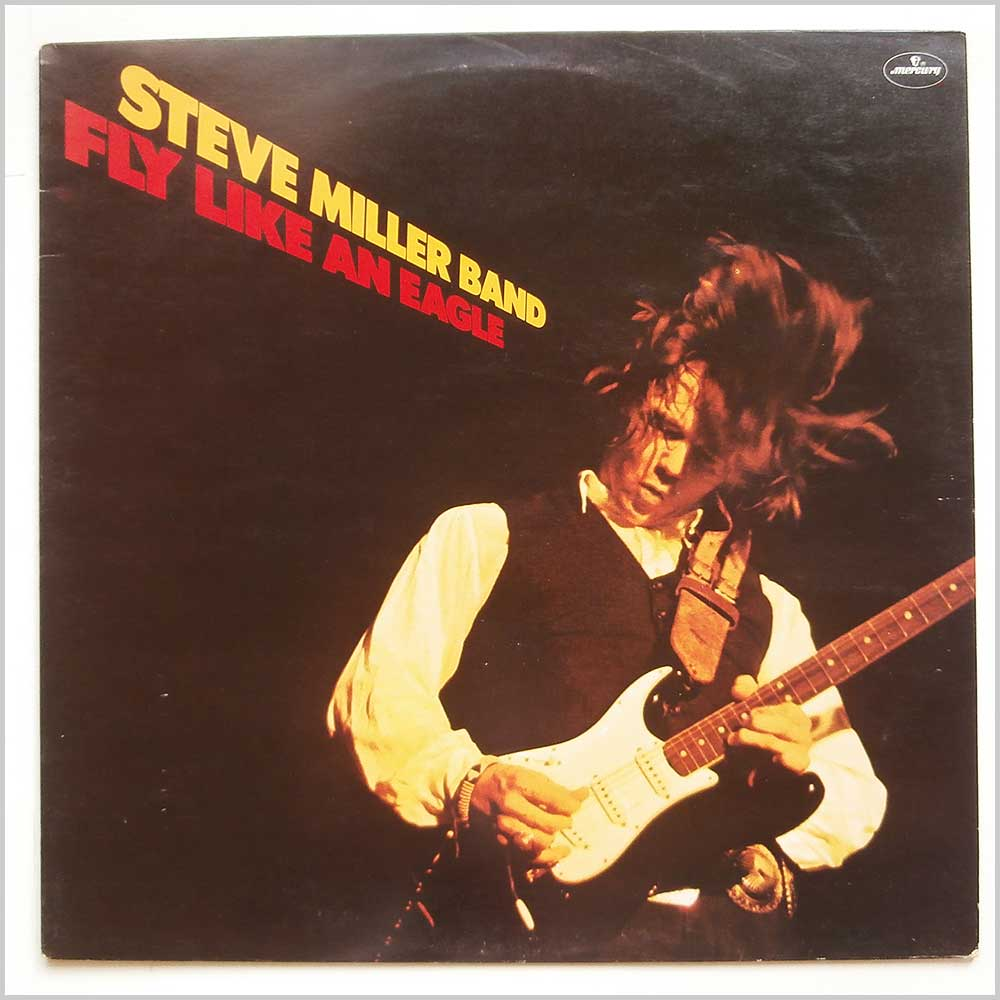 Steve Miller Band - Fly Like An Eagle (9286 177)