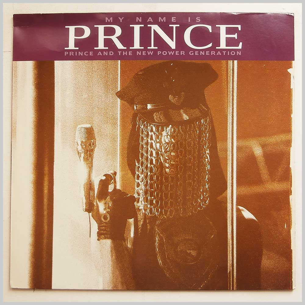 Prince and The New Power Generation - My Name Is Prince (9362-40701-0)