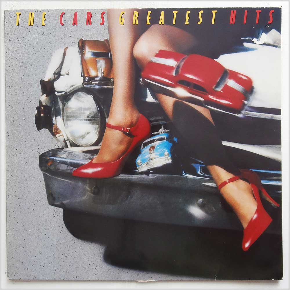 The Cars - Greatest Hits (960 464-1)