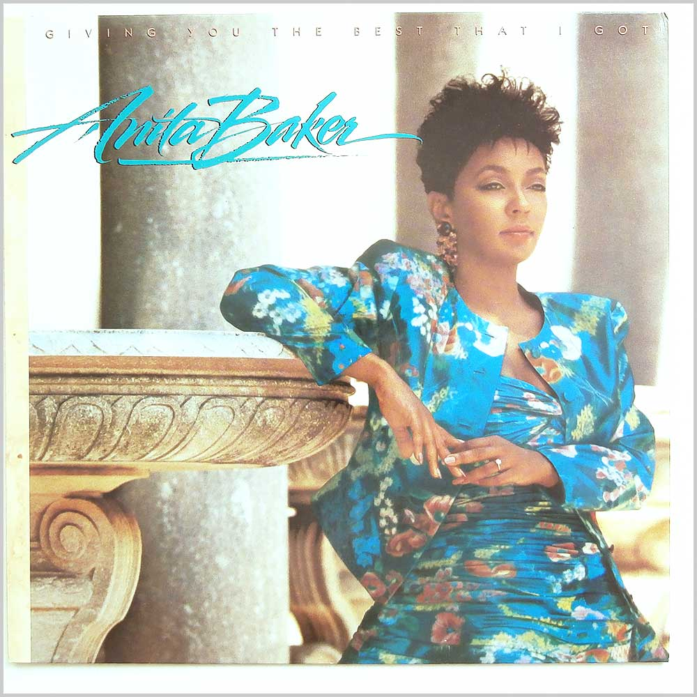 Anita Baker - Giving You The Best That I Got (960 827-1)