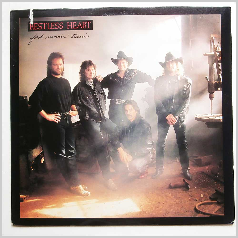 Restless Heart - Fast Movin Train (9961-1-R)