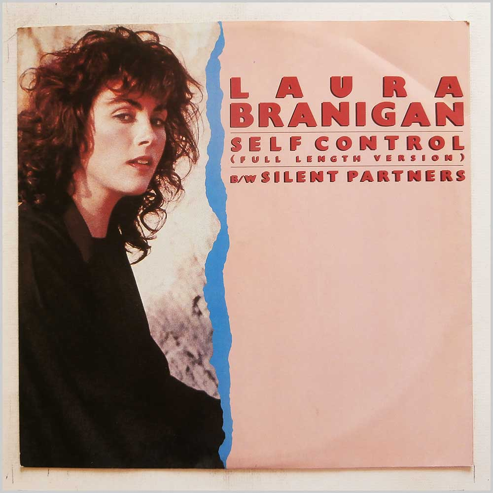 Laura Branigan - Self Control (Full Length Version) (A9676T)