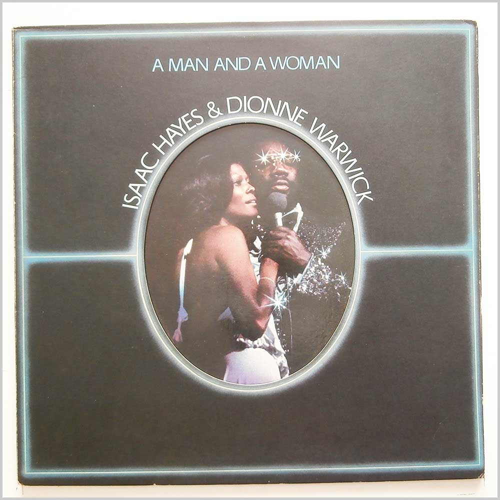Isaac Hayes, Dionne Warwick - A Man And A Woman (AB-996/2)