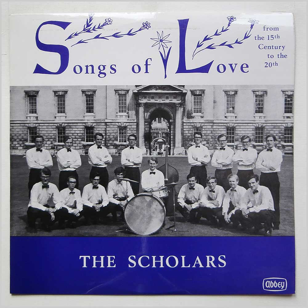 The Scholars - Songs of Love from the 15th Century to the 20th Century (ABBEY 604)