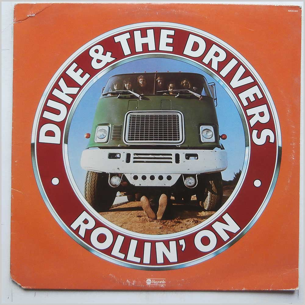 Duke and The Drivers - Rollin' On (ABCD-942)