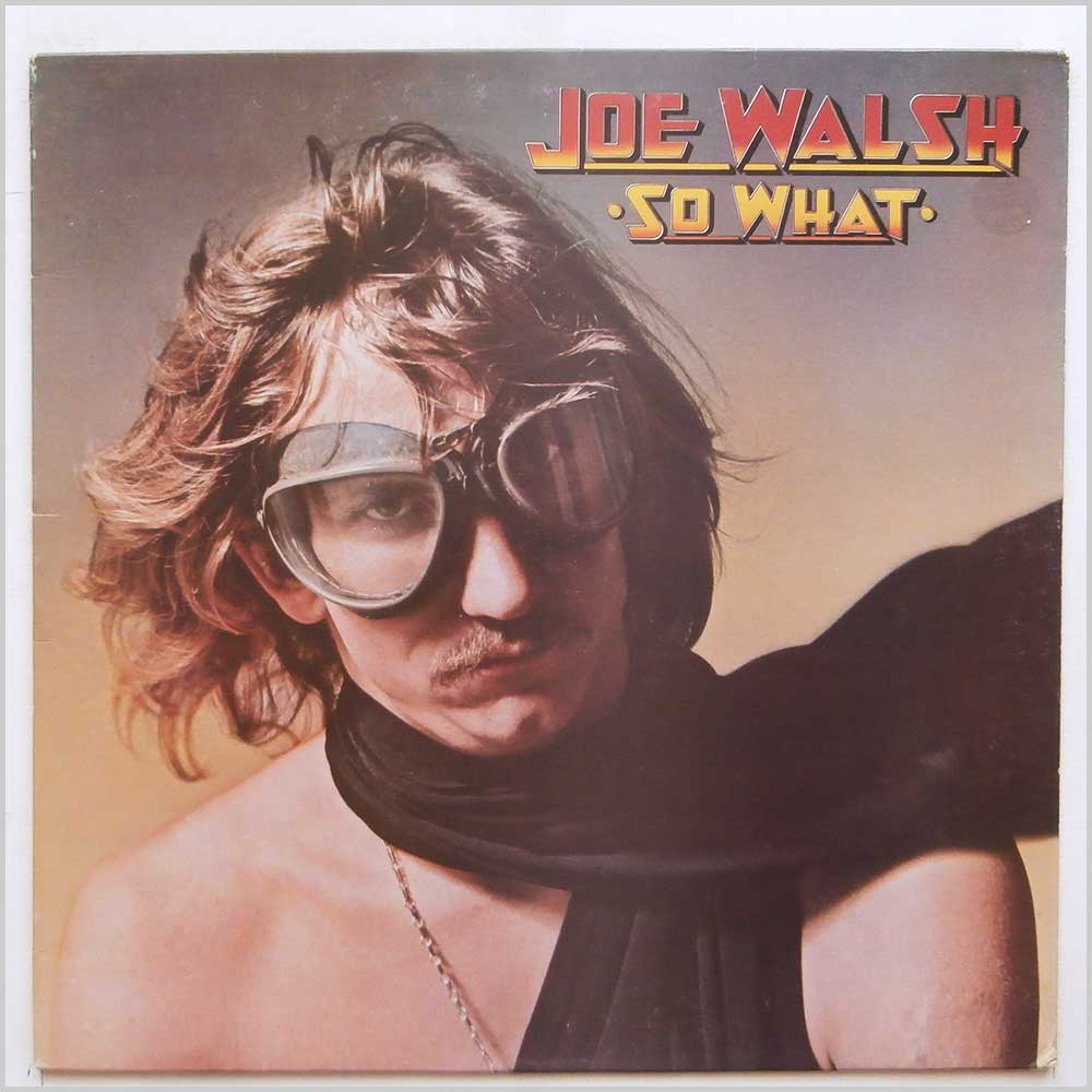 Joe Walsh - So What (ABCL 5055)