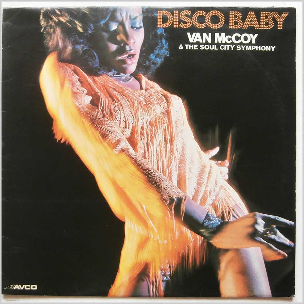 Van McCoy and The Soul City Symphony - Disco Baby (ACB 251)