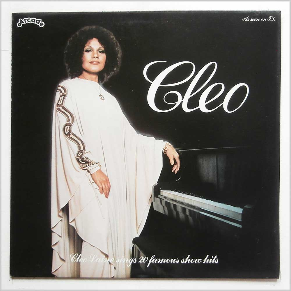 Cleo Laine - Cleo: Cleo Laine Sings 20 Famous Show Hits (ADE P37)