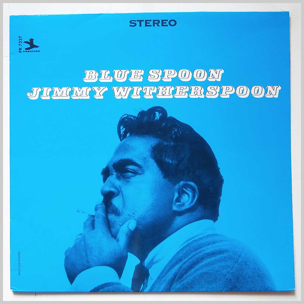 Jimmy Witherspoon - Blue Spoon (AE 003)
