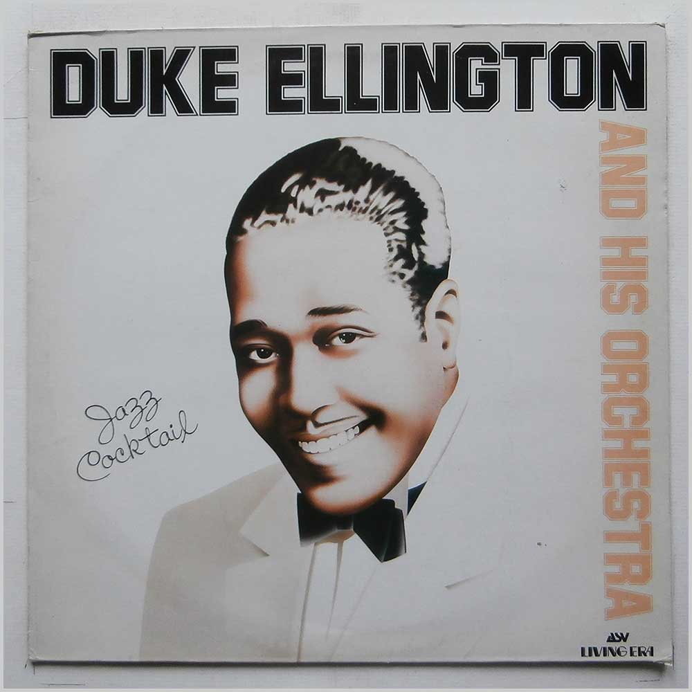 Duke Ellington and His Orchestra - Jazz Cocktail (AJA 5024)