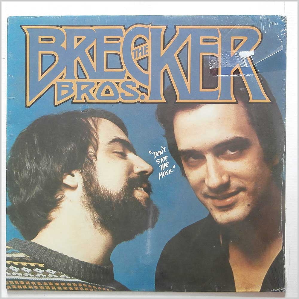 The Brecker Brothers - Don't Stop The Music (AL 4122)