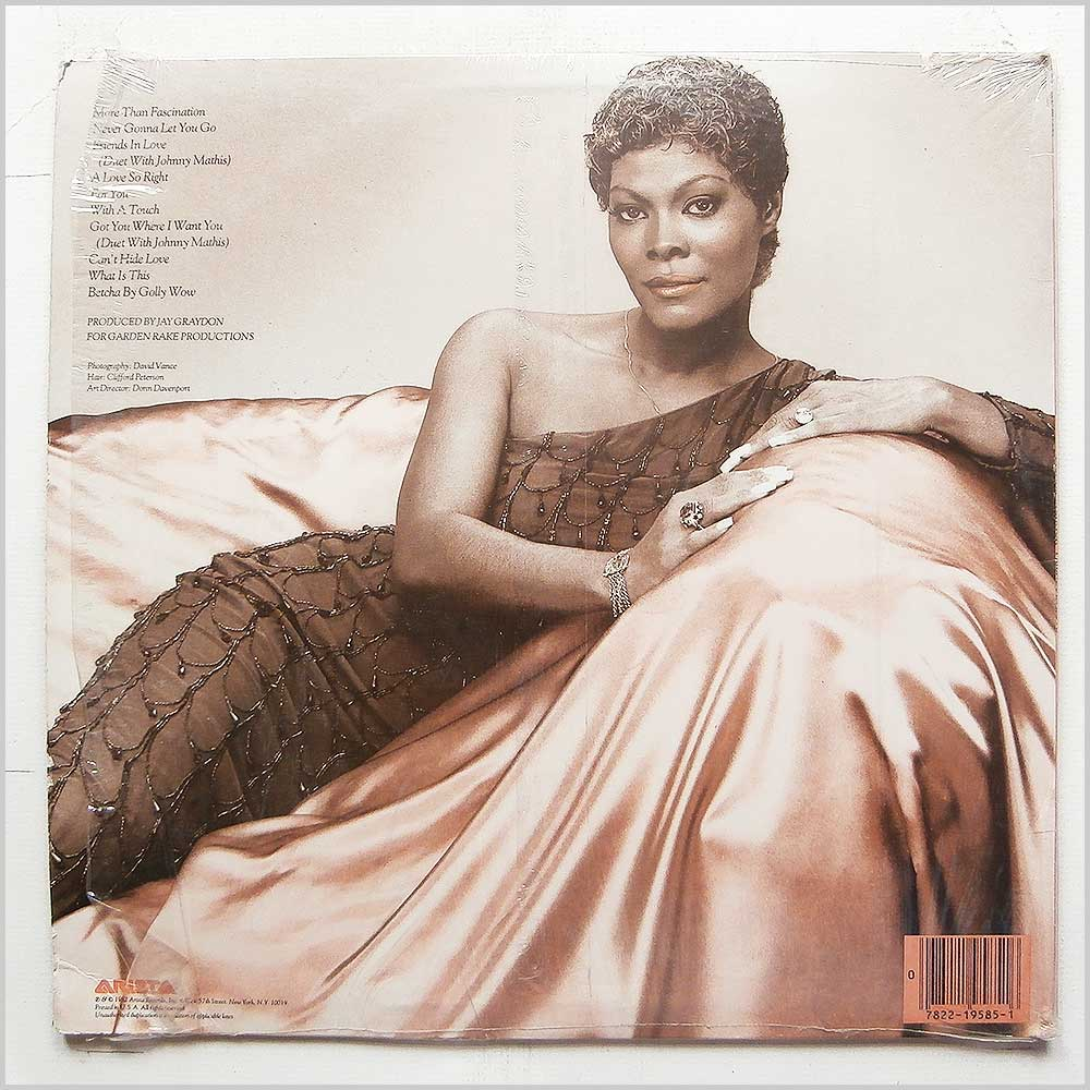 Dionne Warwick - Friends in Love (AL 9585)