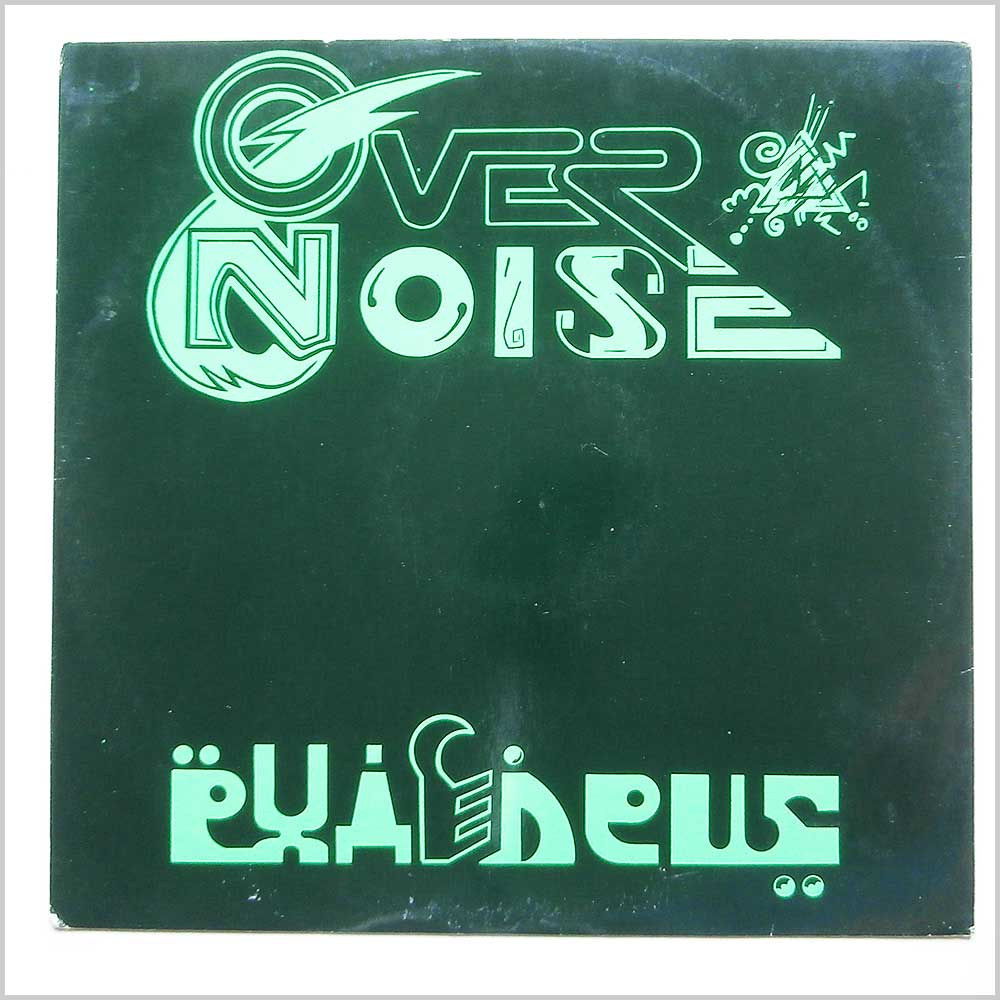 Over Noise - Phaedrus (AM 0045)