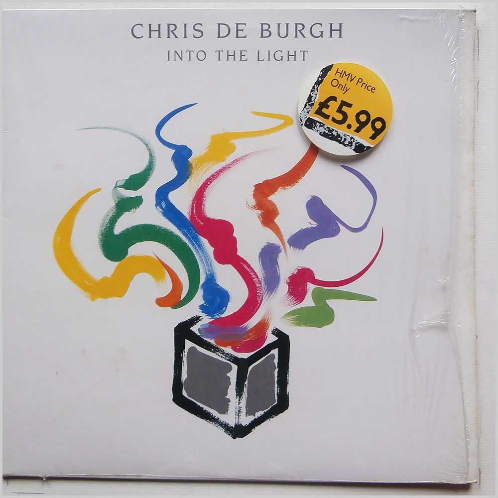 Chris De Burgh - Into The Light (AMA 5121)