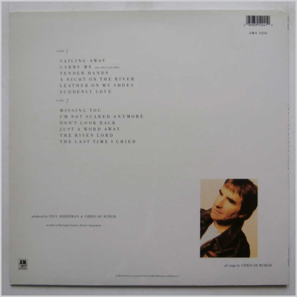 Chris De Burgh - Flying Colours (AMA 5224)