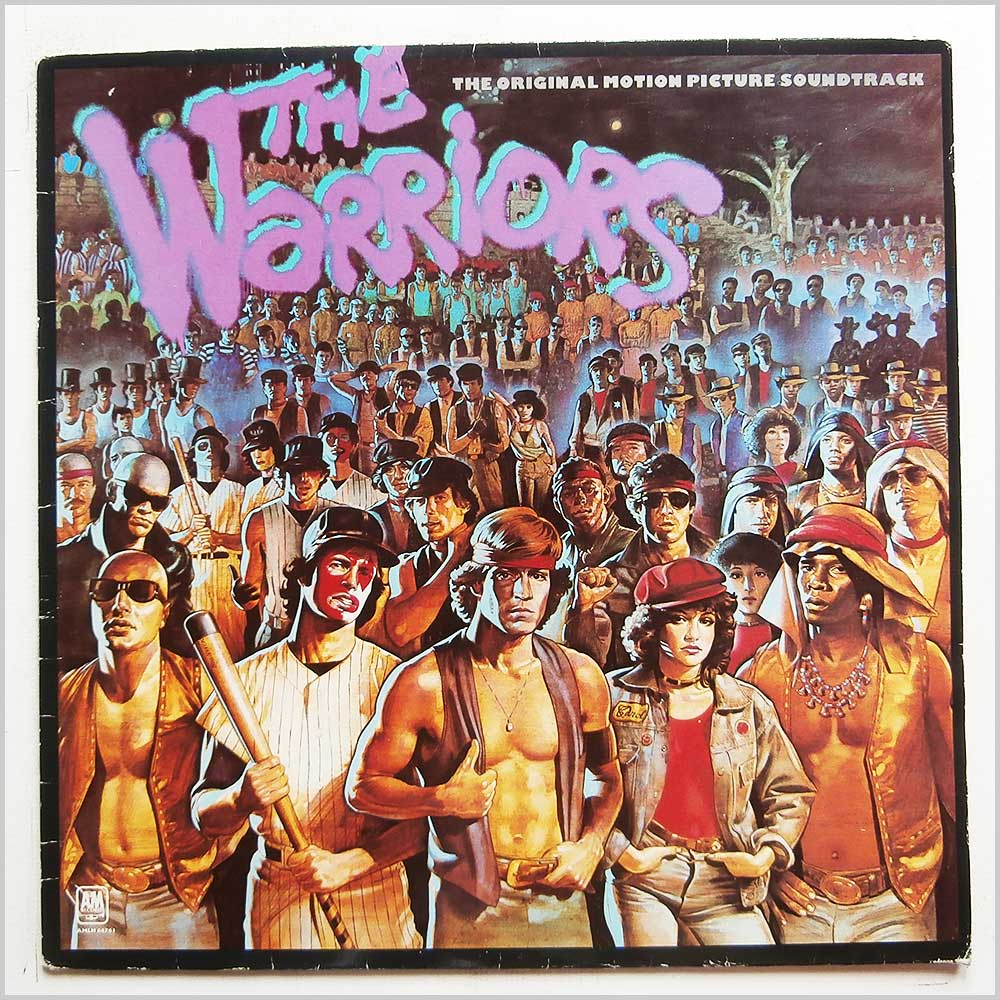 Various - The Warriors (The Original Motion Picture Soundtrack) (AMLH 64761)