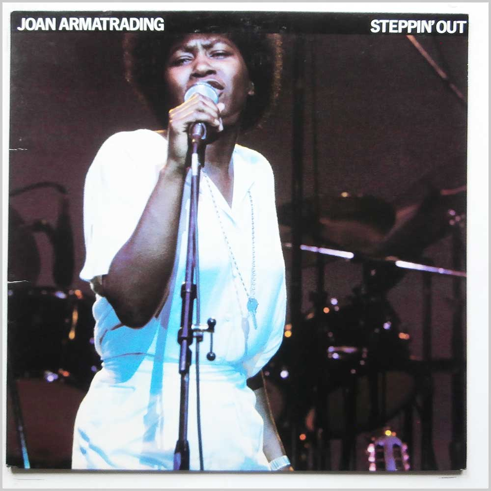 Joan Armatrading - Steppin' Out (AMLH 64789)
