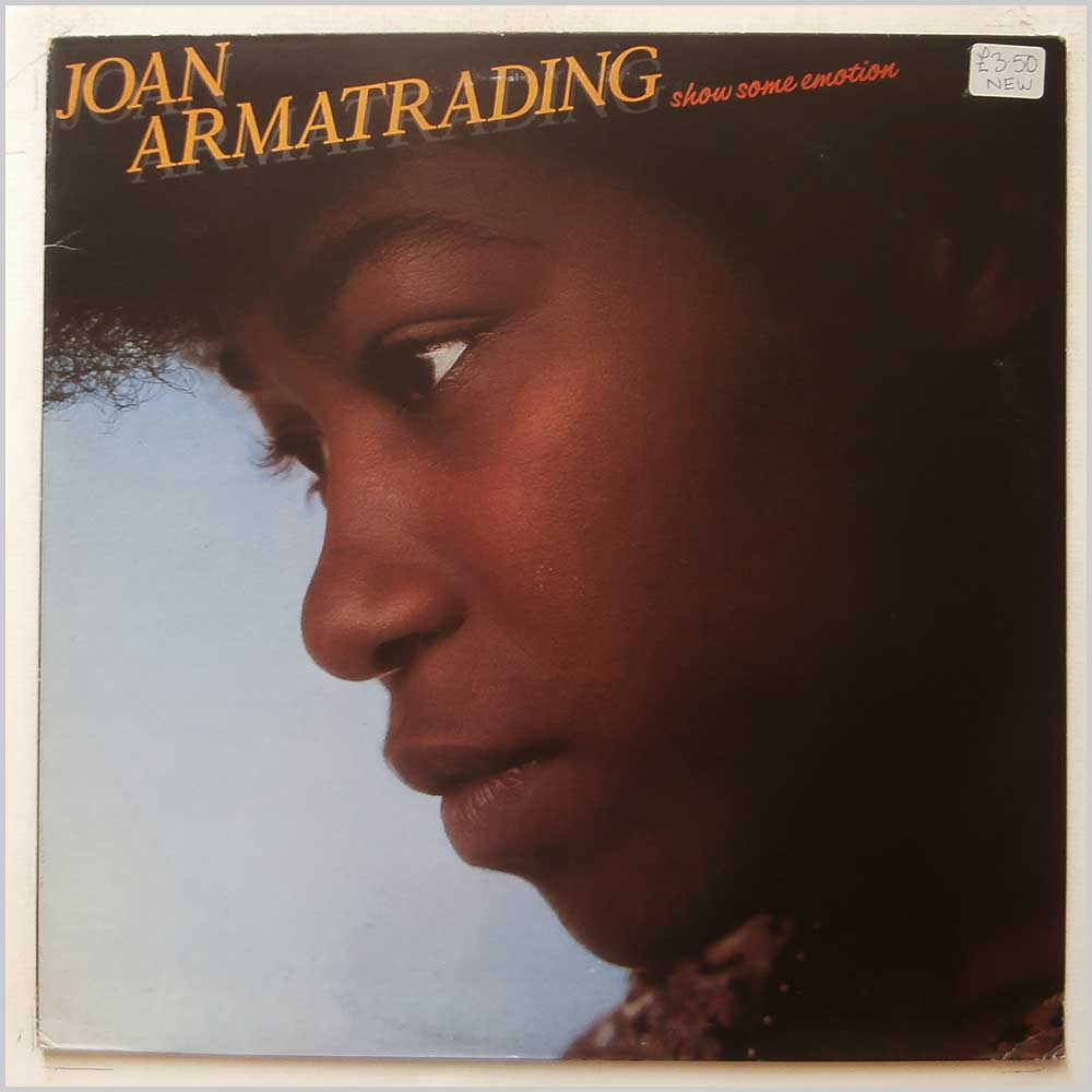 Joan Armatrading - Show Some Emotion (AMLH 68433)