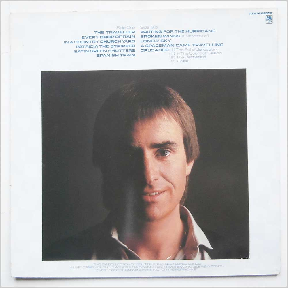 Chris De Burgh - Best Moves (AMLH 68532)
