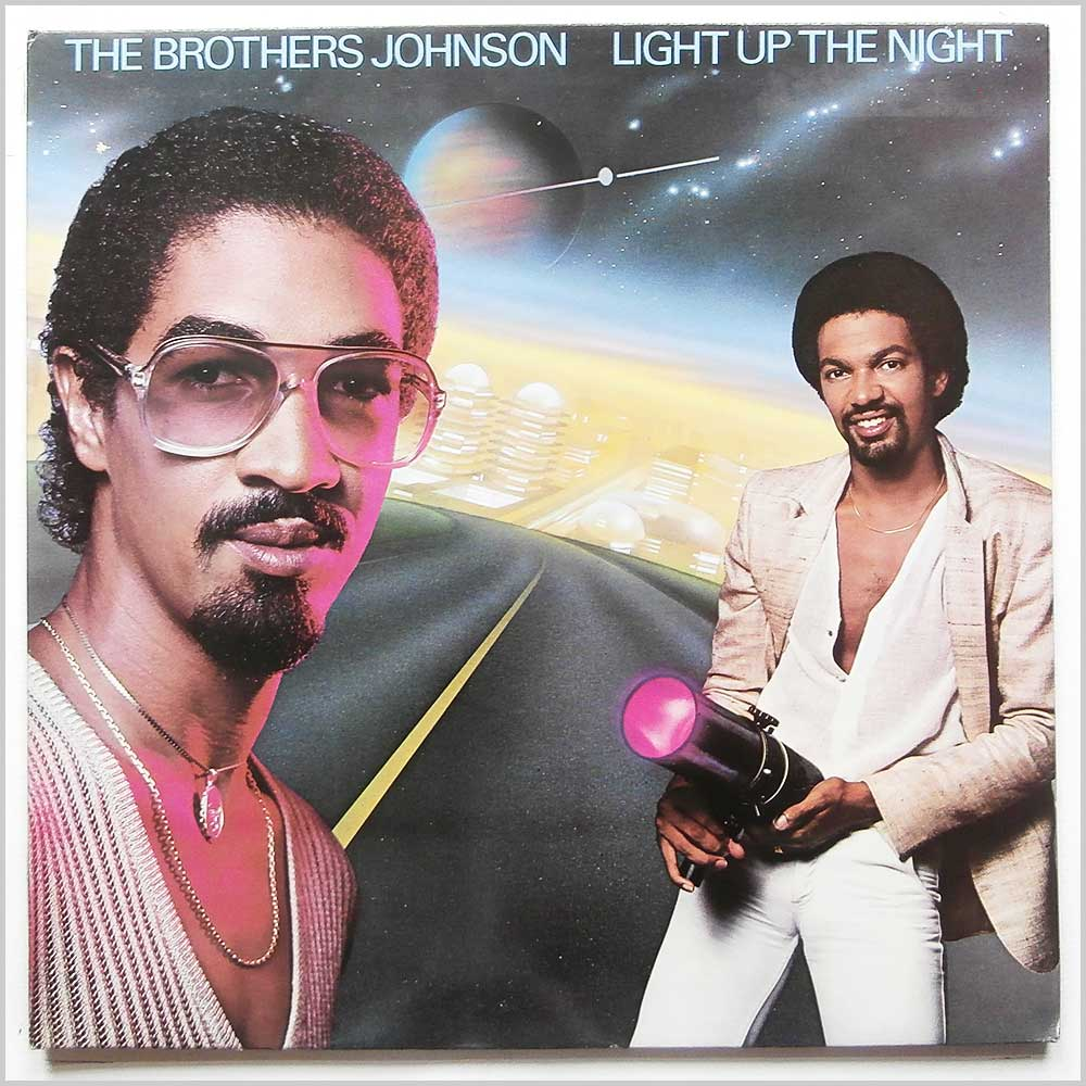 The Brothers Johnson - Light Up The Night (AMLK 63716)