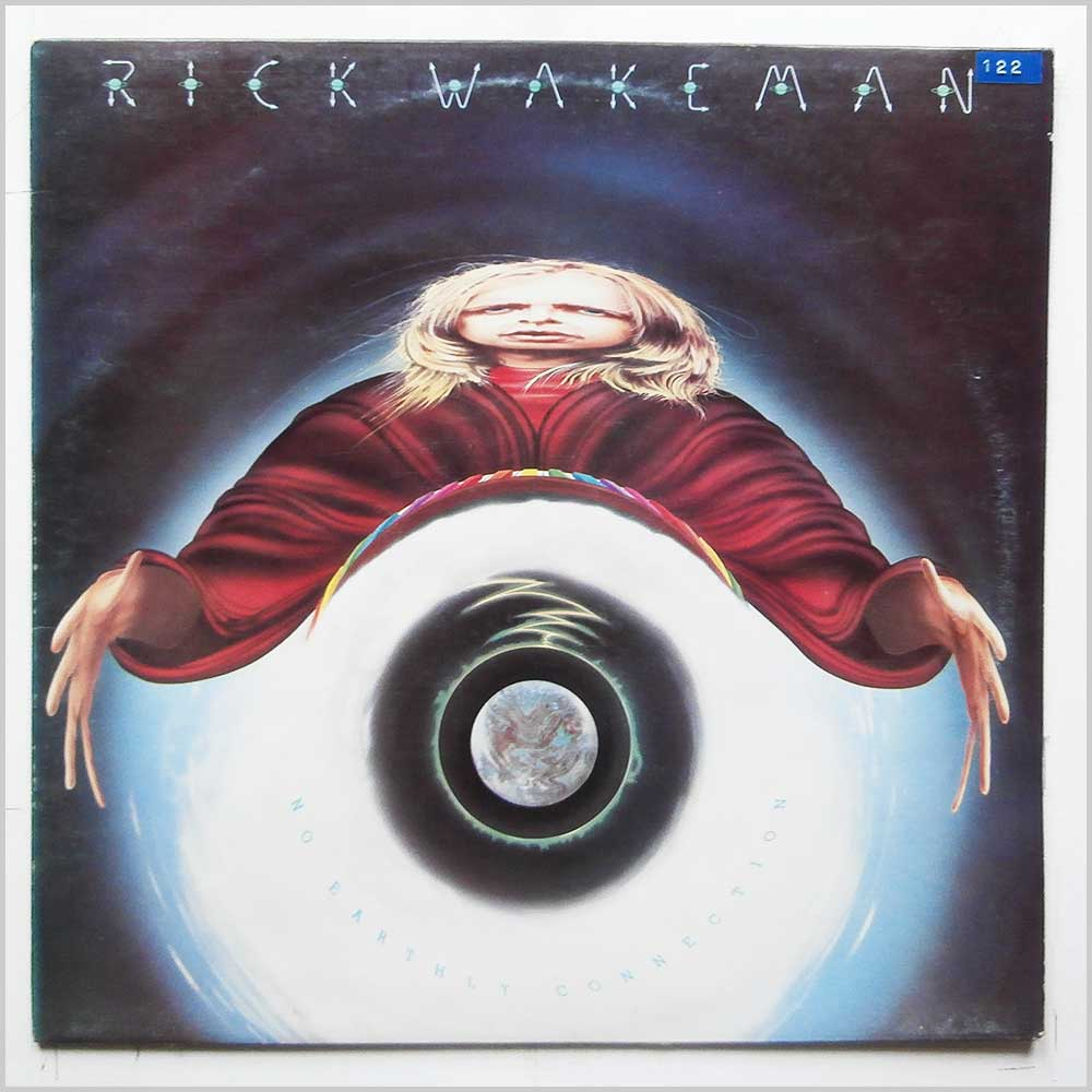Rick Wakeman and The English Rock Ensemble - No Earthly Connection (AMLK 64583)