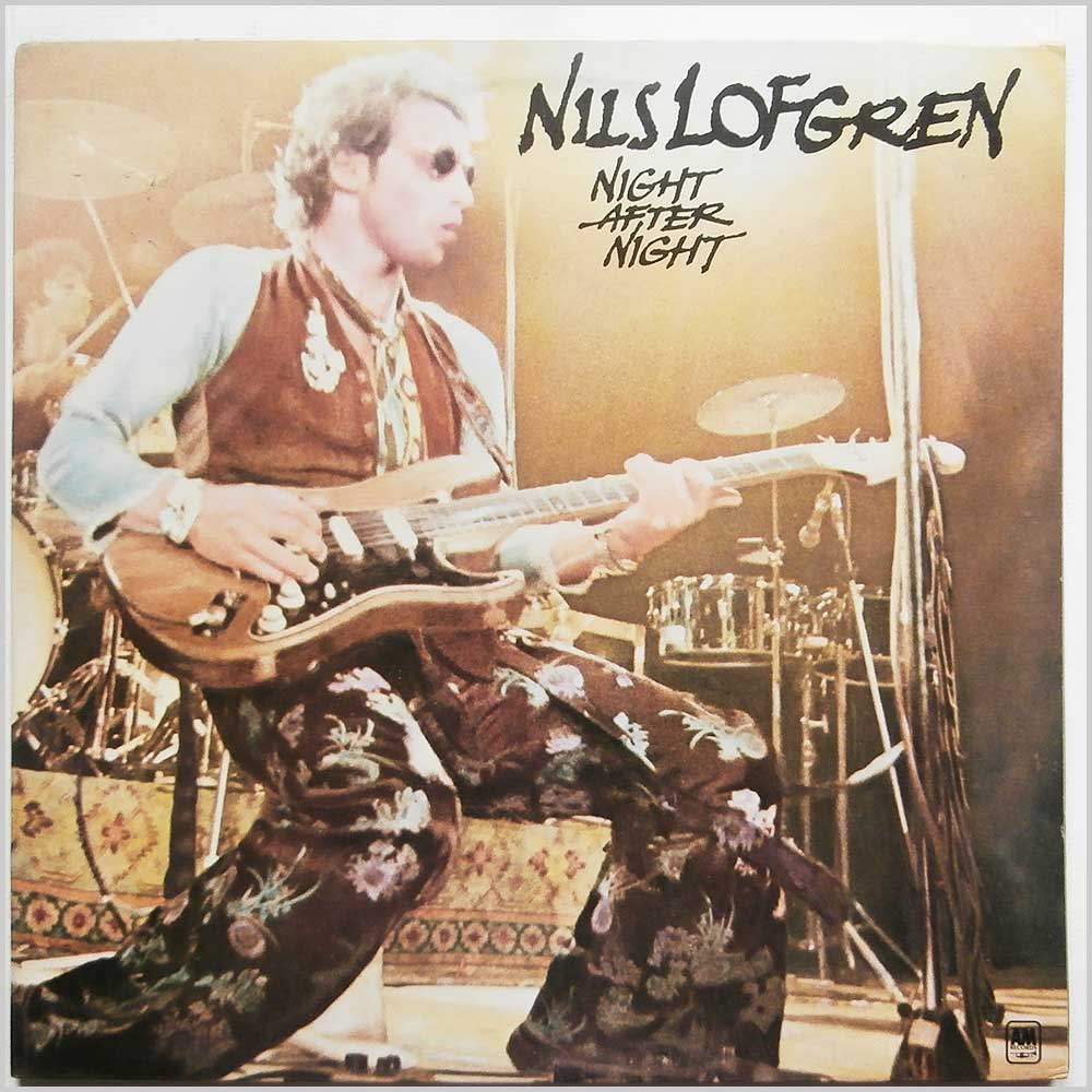 Nils Lofgren - Night after Night (AMLM 68439)
