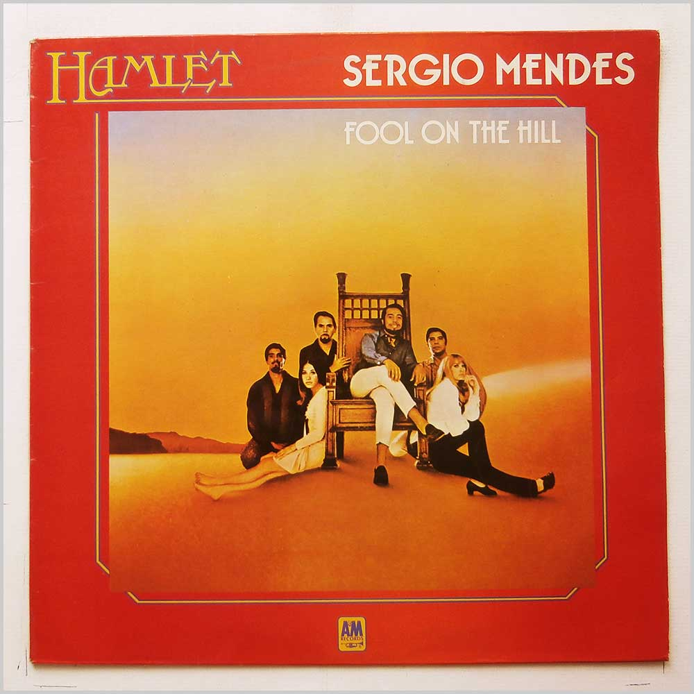 Sergio Mendez and Brasil '66 - Fool On The Hill (AMLP 8008)