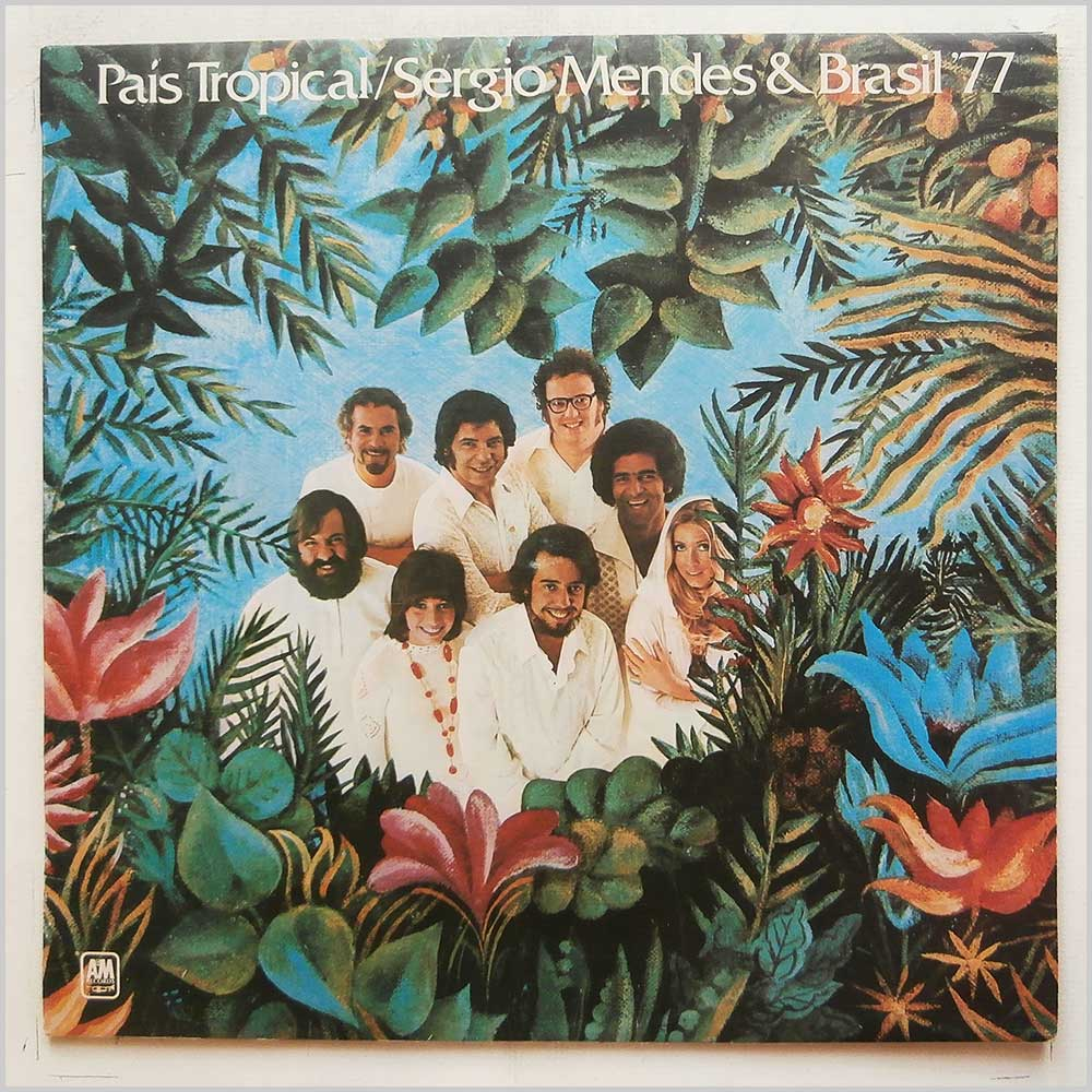 Sergio Mendes and Brasil '77 - Pais Tropical (AMLS 64315)