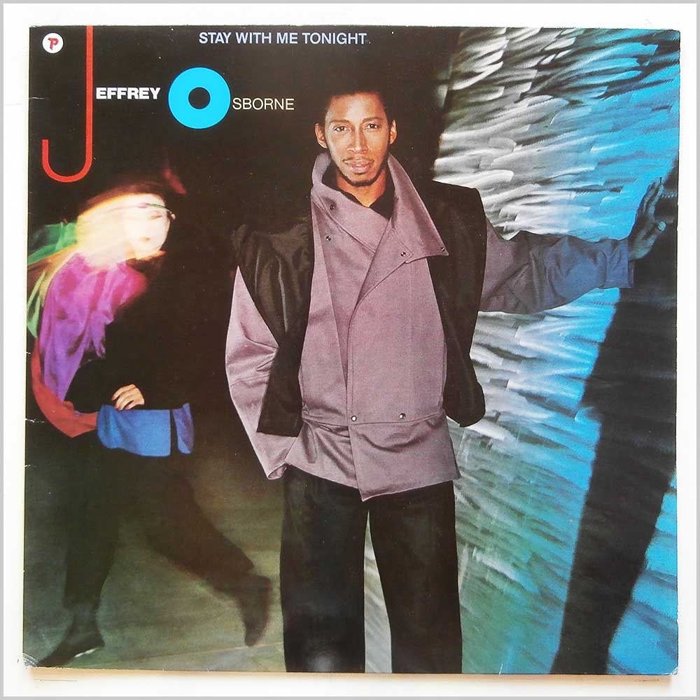 Jeffrey Osborne - Stay With Me Tonight (AMLX 64940)