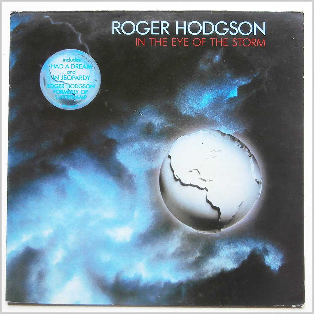 Rodger Hodgson - In The Eye Of The Storm (AMLX 65004)