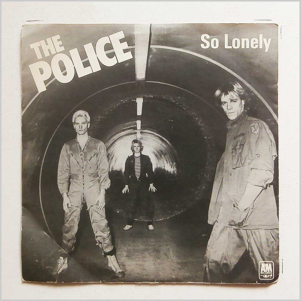 The Police - So Lonely (AMS 7402)